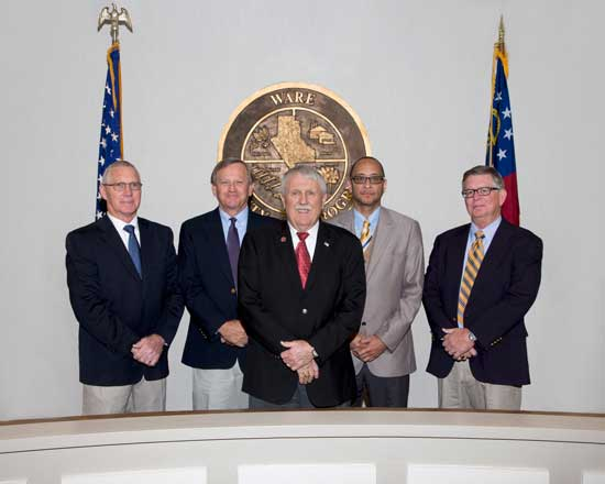 Ware Board of Commissioners