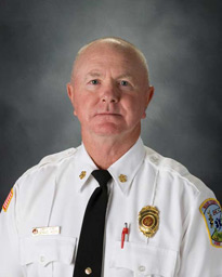 Ware Co. Fire Chief